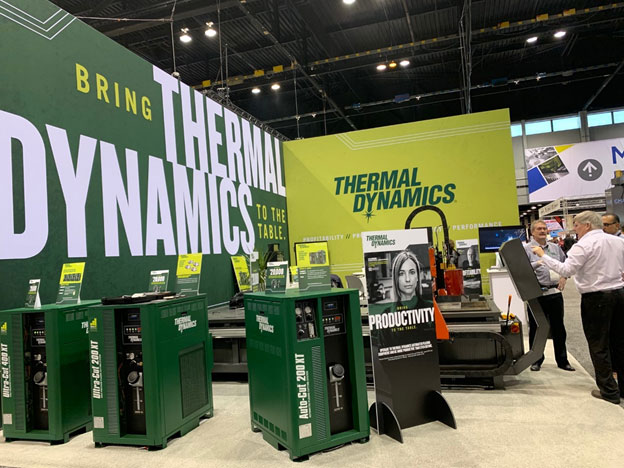 Thermal Dynamics FABTECH 2019